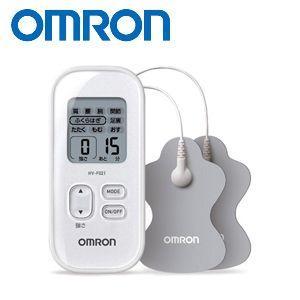 オムロン OMRON 低周波治療器 HV-F021-W ホワイト (お取り寄せ商品)[T](送料無料)|ryouhin-hyakka
