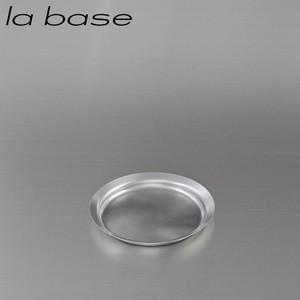 商品の詳細について  la base ラバーゼ ステンレスプレート 小 15cm  la base(...