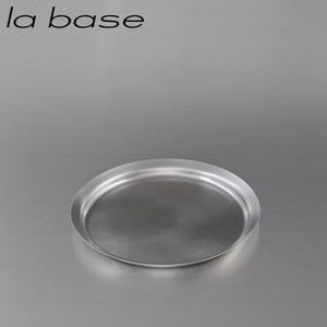 商品の詳細について  la base ラバーゼ ステンレスプレート 中 21cm  la base(...