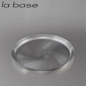 商品の詳細について  la base ラバーゼ ステンレスプレート 大 27cm  la base(...