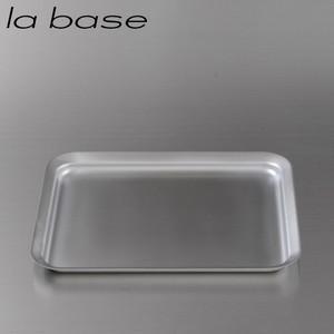 商品の詳細について  la base ラバーゼ ステンレス角プレート 21cm  la base(ラ...