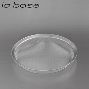 商品の詳細について  la base ラバーゼ ステンレス浅型ざる 大 27cm  la base(...