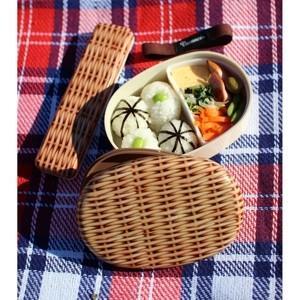 パニエ PANIER 小判ランチボックス ピクニック お弁当箱 SFVG1710 スパイス SPICE[T]|ryouhin-hyakka