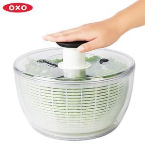 OXO オクソー クリアサラダスピナー大 (新デザイン)11230400(送料無料)[1]|良品百科