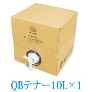 イレイザ―ミスト 200ppm 10L QBテナー除菌 対策 消臭 花粉症 ペット タバコ 生ごみ 臭い 代引き不可|ryousou-ya