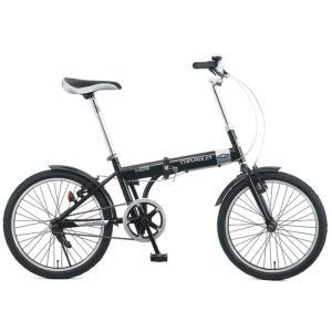 数量限定品 シボレー20インチ折り畳み自転車 ブラック 73...
