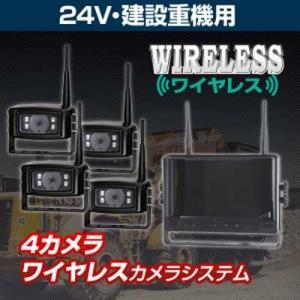 ■ワイヤレス接続で4つのカメラを同時に撮影・モニターへ表示 カメラとモニターをワイヤレス接続で同時撮...