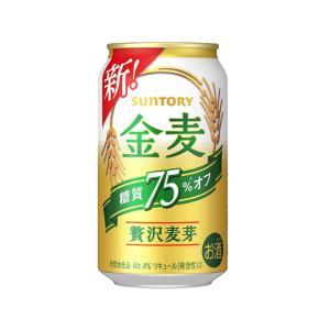 サントリー 金麦 <糖質75%オフ>350ml×...