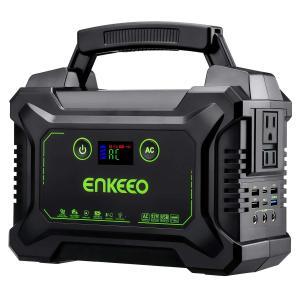 enkeeo ポータブル電源 大容量 S220 60000mAh/222Wh 家庭用蓄電池 USB出...
