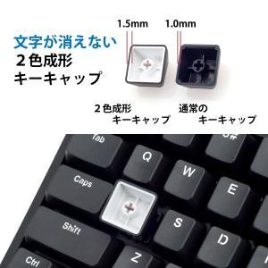 ARCHISS ProgresTouch TINY ワイヤーキープラー付 英語配列 66キー 二色成...
