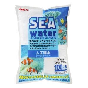 ジェックス 人工海水シーウォーター 100 用