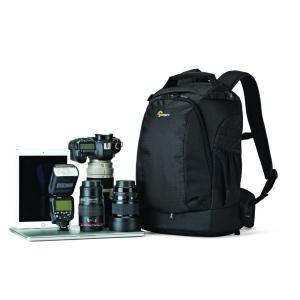 Lowepro カメラリュック フリップサイド400AW II 18.5L ブラック LP37218...