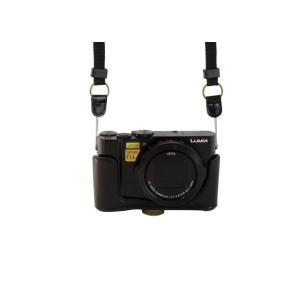 kinokoo Panasonic コンパクトデジタルカメラ ルミックス LX9 専用カメラケース ...