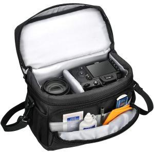 HAKUBA カメラバッグ ルフトデザイン アーバンウォーカー ショルダーバッグ M 4.4L ブラ...