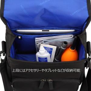 HAKUBA カメラバッグ ルフトデザイン アーバン02 ショルダーバッグ S 4.9L ビジネスタ...