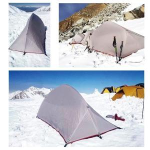 Azarxis テント 1?2?3人用 4シーズン用 二重層テント 軽量 テント キャンプツーリング 登山 アウトドア (グリーン (2-3 rysss