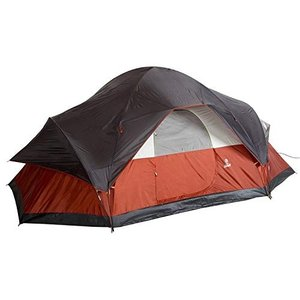 コールマン 8人用 ドームテント Coleman Red Canyon 8-Person Modified Dome Tent並行輸入品|rysss