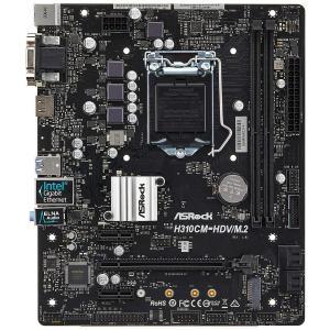 ASRock Intel H310チップ搭載 Micro ATX マザーボード H310CM-HDV...