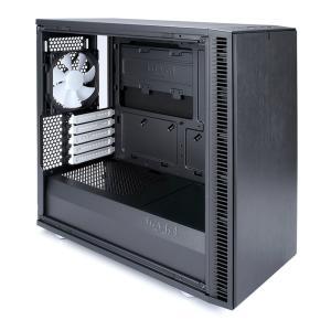 Fractal Design Define Mini C Black MicroATX用PCケース ...