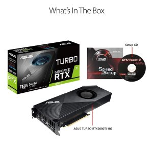 ASUS NVIDIA GeForce RTX 2080 搭載 デュアルファンモデル 11GB TU...