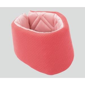 カルファイバー ネッククッション(頸椎固定カラー) ピンク S~M /7-1146-03