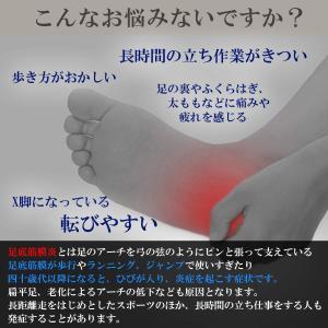 SUCFORTS左右2組セット 足底筋膜炎 靴下 高着圧 アンクルスリーブ アーチサポーター 扁平足足裏の痛み 疲れを軽減 土踏まず 足首|rysss