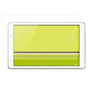 Huawei Qua tab 02 HWT31 au 10.1インチタブレット用液晶保護フィルム 清潔で目に優しい アンチグレア・ブルーラ|rysss