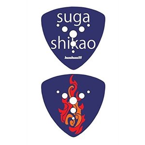 KusaKusa88 KK-PK-11 BLUE スガシカオ オリジナルピック×10枚