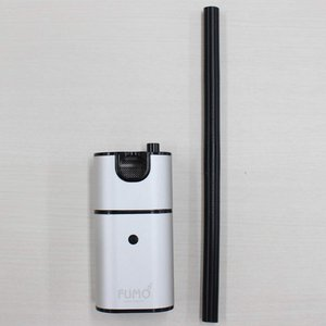 ハンディスモーカー 燻製風 料理ポータブル 電池式 軽量 コンパクト クッキングメーカー くんせい ...