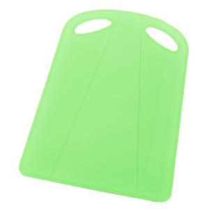 トンボ 折れる まな板 37×24.5×0.2厚cm グリーン