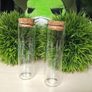 超特価セール コルク瓶 コルク ビン コルク栓付 ガラス 容器 保存瓶 おしゃれインテリア ガラス瓶 花瓶 10*3cm (12個 セット)|rysss