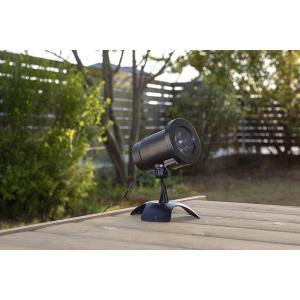 タカショー ローボルト ガーデンモーションプロジェクター スノーフレーク LGL-PR01|rysss