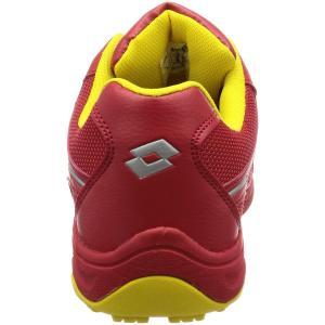 ロットワークス 安全靴 LQ-103 30 RED RED JP 245(24.5cm)|rysss