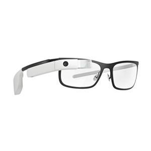 Google Glass グーグルグラス Explorer Edition フレーム付き 2014年モデル(並行輸入品) (グレー(Cott|rysss
