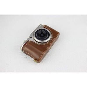 Fujifilm Fuji 富士 PEN XF10 カメラバッグ カメラケース 、Koowl手作りト...