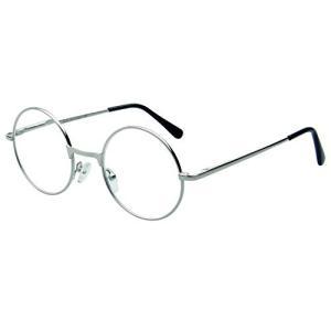 (レンサン) LianSan 老眼鏡 レトロ風 丸型 リムレス レディース メンズ 携帯用 おしゃれな リーディンググラス シニアグラス L|rysss