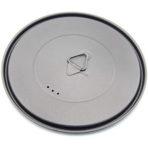 TOAKS (トークス) チタニウム リッド 145mm フタ 蓋 ふた LID-D145 日本正規...