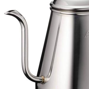 カリタ Kalita コーヒーポット ステンレス製 IH対応 1.0L #52077