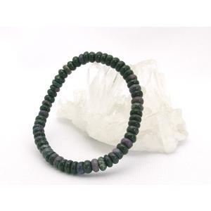 【魅惑の石】パワーストーン・スギライトブレスレット 楕円型 ◆一点もの◆ |ryu
