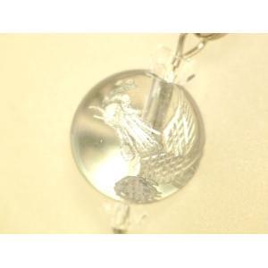 【メール便OK】 クリスタル 鳳凰 フェニックス 銀彫り 3色タイガーアイ 虎目石 天然石ストラップ ryu 02