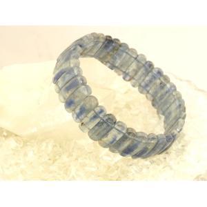 カイヤナイト(カイアナイト・藍晶石)【純粋・清純・正常】パワーストーン・ブレスレット|ryu