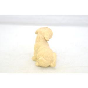 戌 犬 イヌ 木彫り 木製置物|ryu|03