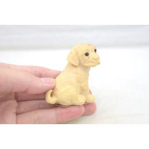 戌 犬 イヌ 木彫り 木製置物|ryu|04