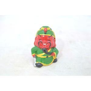 関羽 大 アジアの神々 かわいい人形置物|ryu