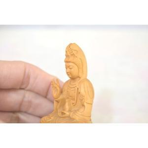 観音菩薩 仏象 木彫り製置物 苦悩を救う|ryu|07