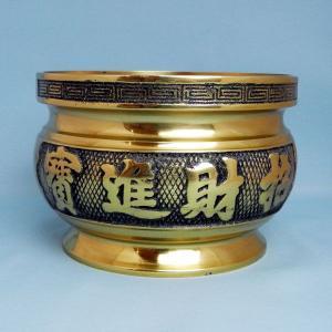 香炉 丸型香炉 大 直径15cm 浄化 祈願|ryu