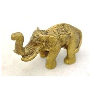 象 ゾウ インテリア ミニチュア 銅製 学力向上 幸福|ryu