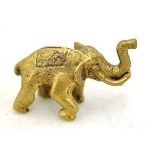 象 ゾウ インテリア ミニチュア 銅製 学力向上 幸福|ryu|03