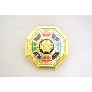 八卦 獅子 十二支 気の安定盤 小 12cm|ryu