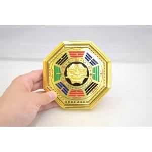 八卦 獅子 十二支 気の安定盤 小 12cm|ryu|03